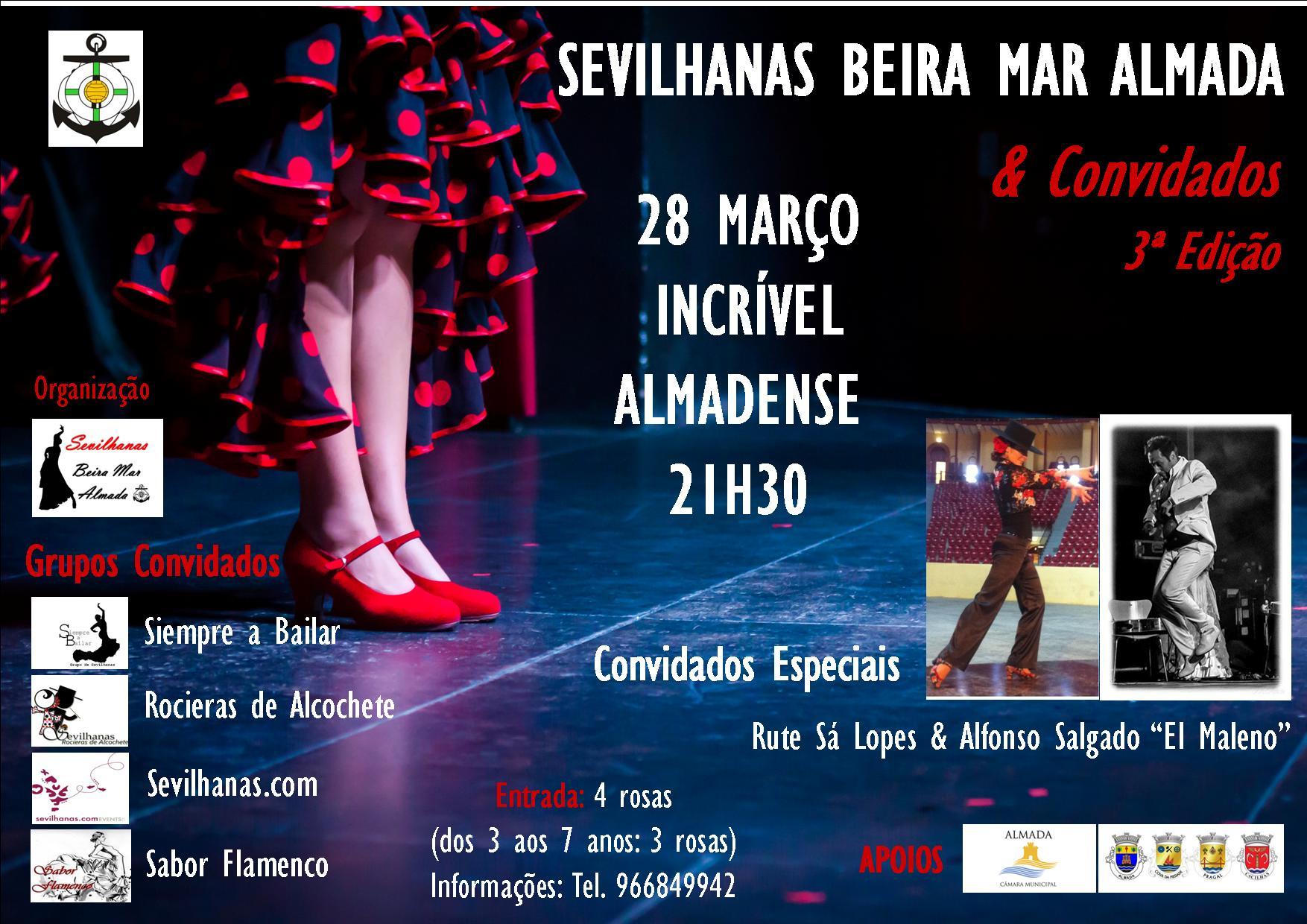 cartaz evento sevilhanas 28Março2015