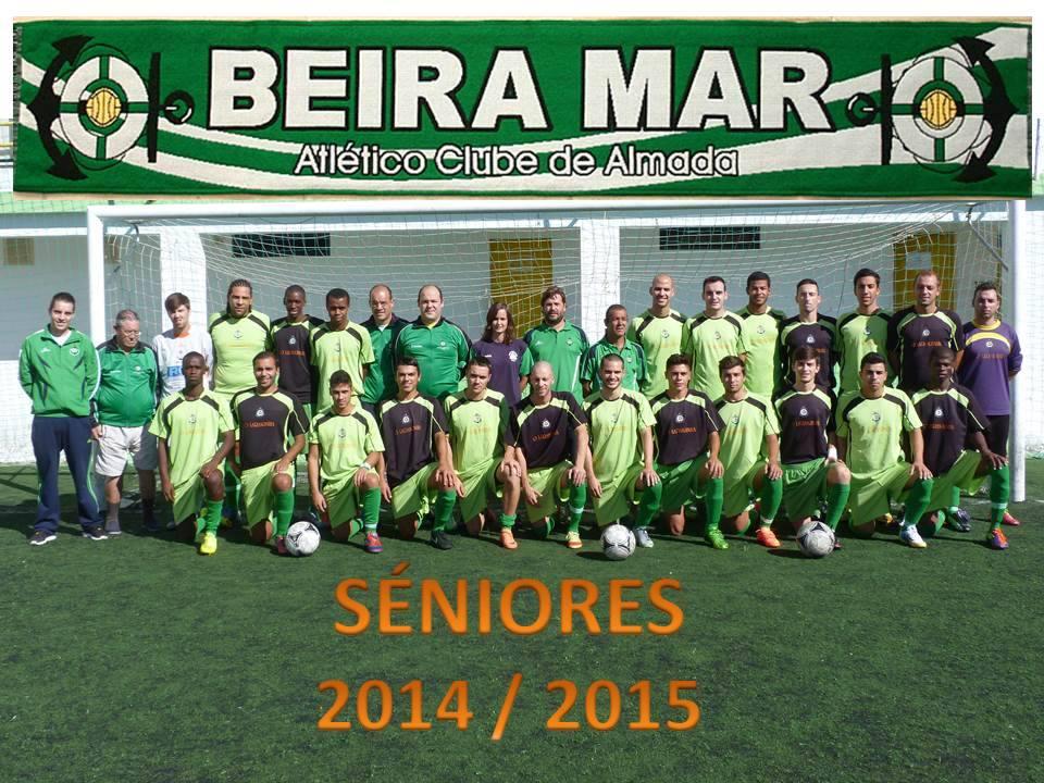 Séniores 2014-2015