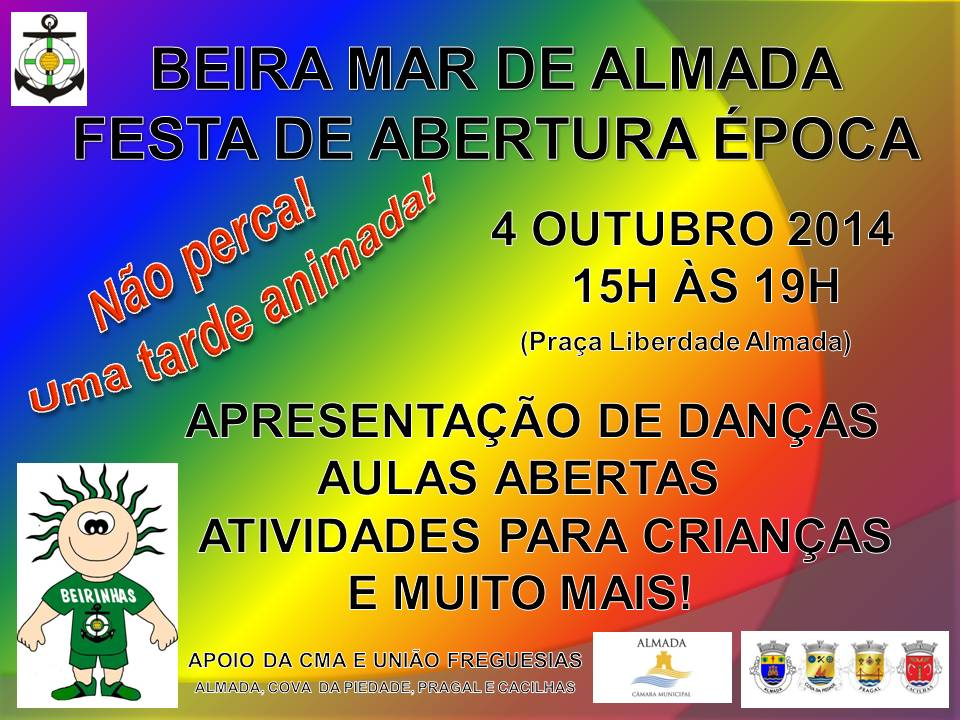 FESTA ABERTURA EPOCA 4OUT2014